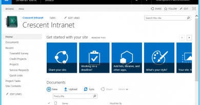 custom action to add top banner message in sharepoint using powershell 390x205