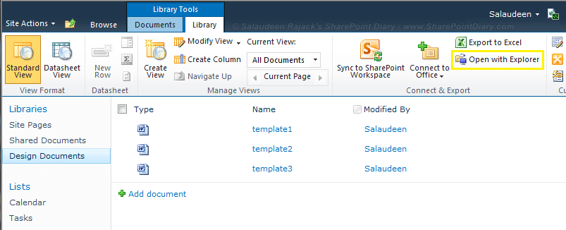 Download All Files From a SharePoint Library Programmatically using PowerShell