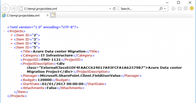 export sharepoint online list to xml using powershell 390x205