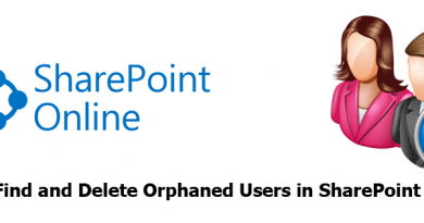 find and delete orphaned users in sharepoint online 390x205