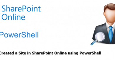 find who created a site in sharepoint online using powershell 390x205