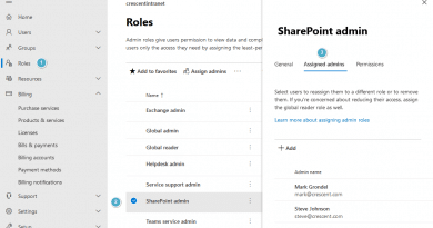 get all sharepoint online administrators in office 365 390x205