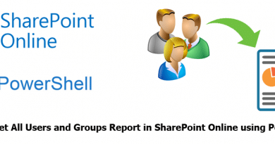 get all users and groups in sharepoint online site using powershell 390x205