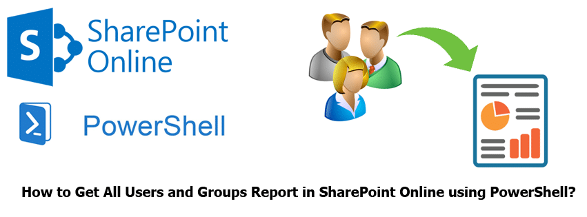Get All Users and Groups in SharePoint Online Site using PowerShell