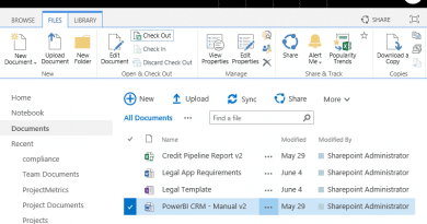 how to checkout a file in sharepoint online powershell 390x205