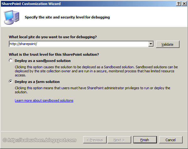 how to create a custom feature in sharepoint 2010