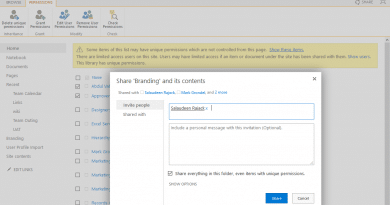 how to share a document library in sharepoint online 390x205