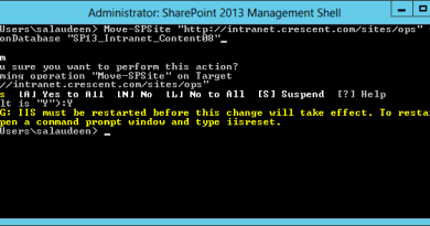 move spsite powershell to move site collection between databases 390x205
