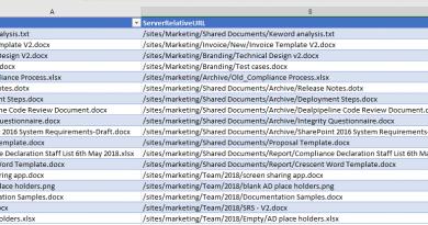 powershell to bulk delete files in sharepoint online 390x205
