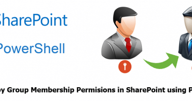 powershell to copy group membership permissions in sharepoint 390x205