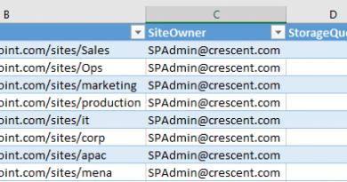powershell to create site collections from csv in sharepoint online 390x205