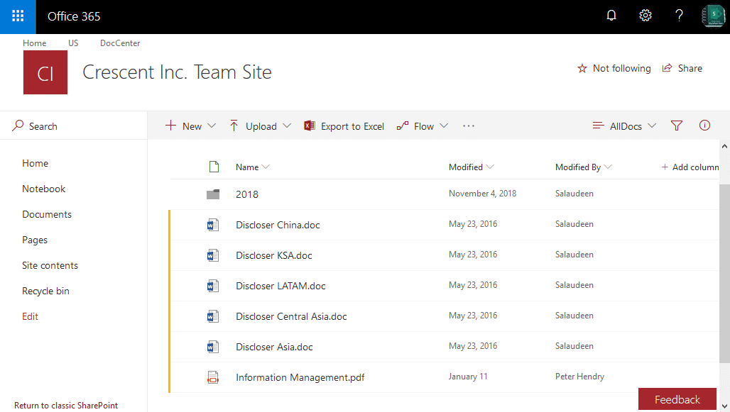 powershell to upload folder structure to sharepoint online