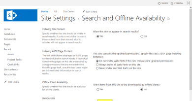 reindex site in sharepoint online using powershell 390x205