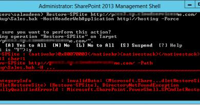 restore spsite error nativehr 0x80070003 nativestack on backup restore between different farms 390x205
