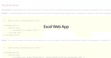 server error in x application office web apps excel webp app error 390x205