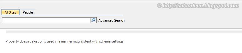 sharepoint 2007 search custom field