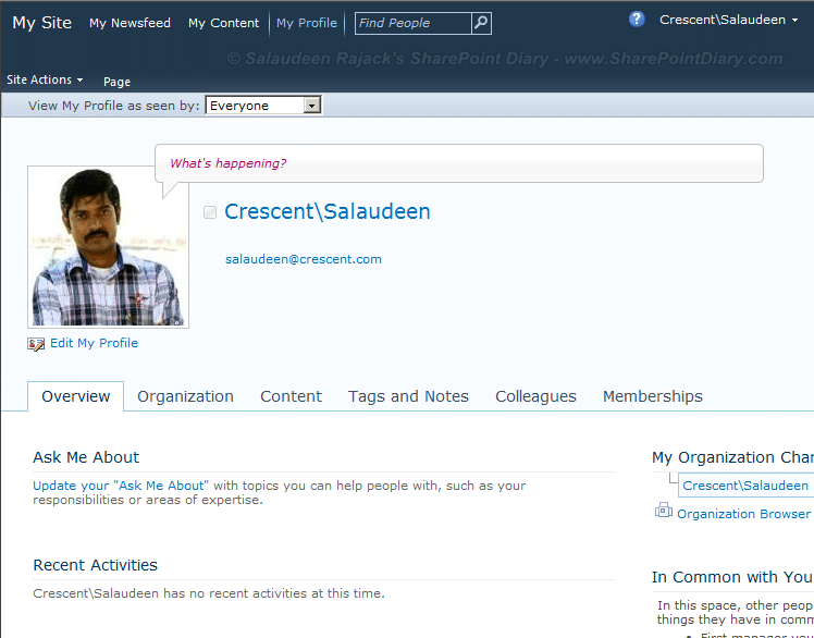 sharepoint 2010 import user photo from ad