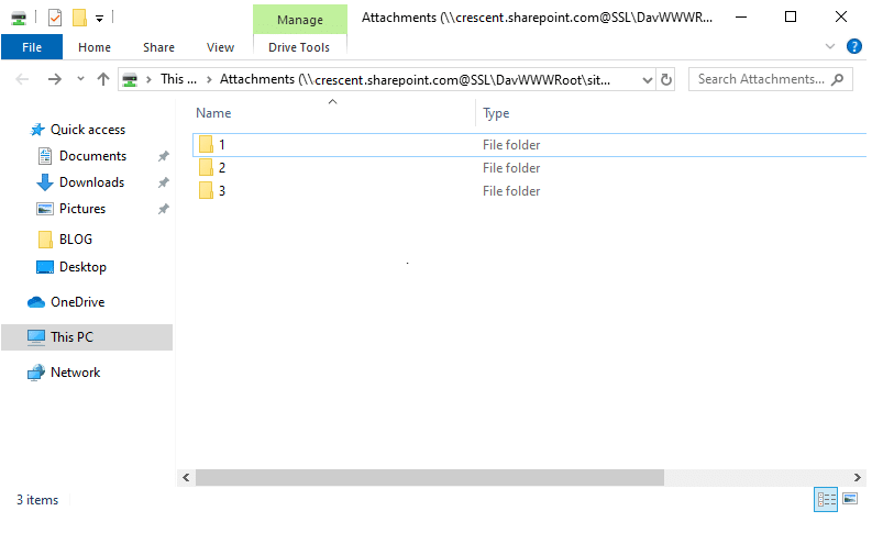 sharepoint copy list attachment to document library