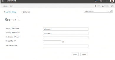 sharepoint online fill current user in person or group field in list new form 390x205
