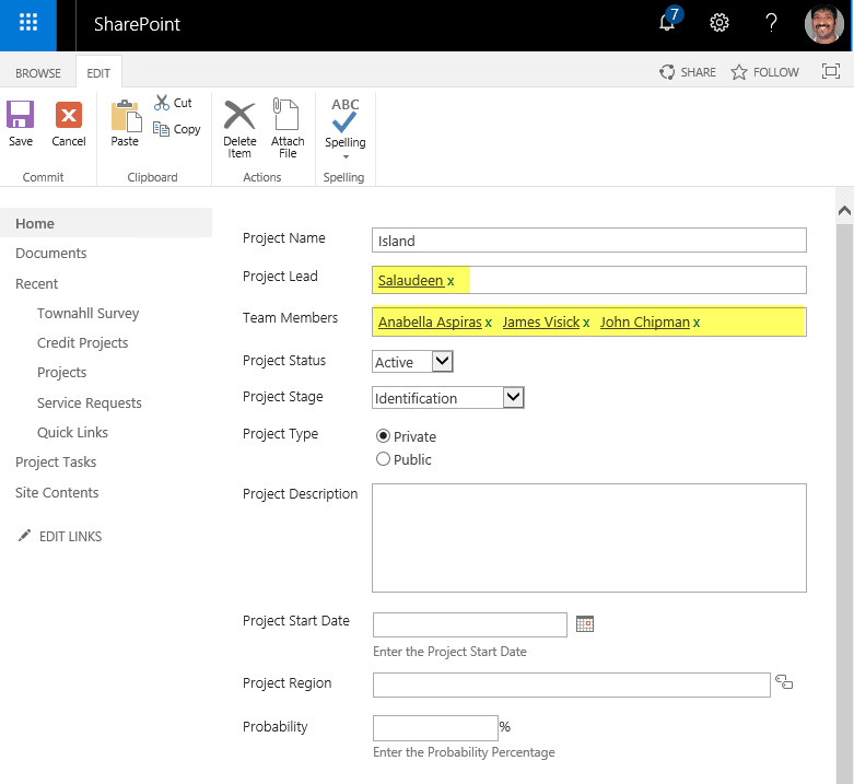 sharepoint online get set people picker field values using powershell