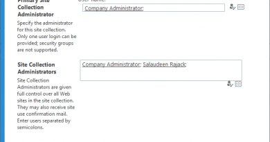 sharepoint online get site collection administrators 390x205