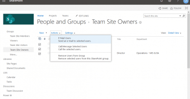 sharepoint online move users from one group to another 390x205