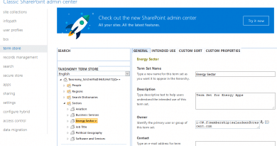 sharepoint online powershell to set term set name description and tagging options 390x205