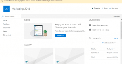 sharepoint online set site collection to read only 390x205