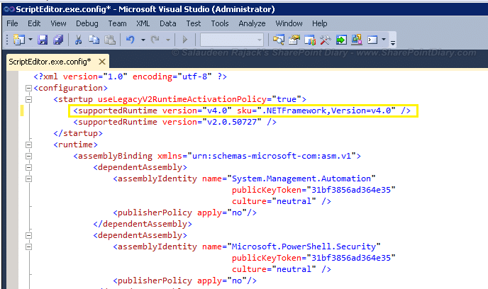 SharePoint PowerGUI Get-SPWeb Error