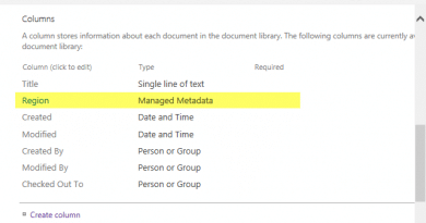 sharepoint powershell create managed metadata column 390x205