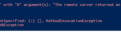 the remote server returned an error 401 unauthorized 390x103