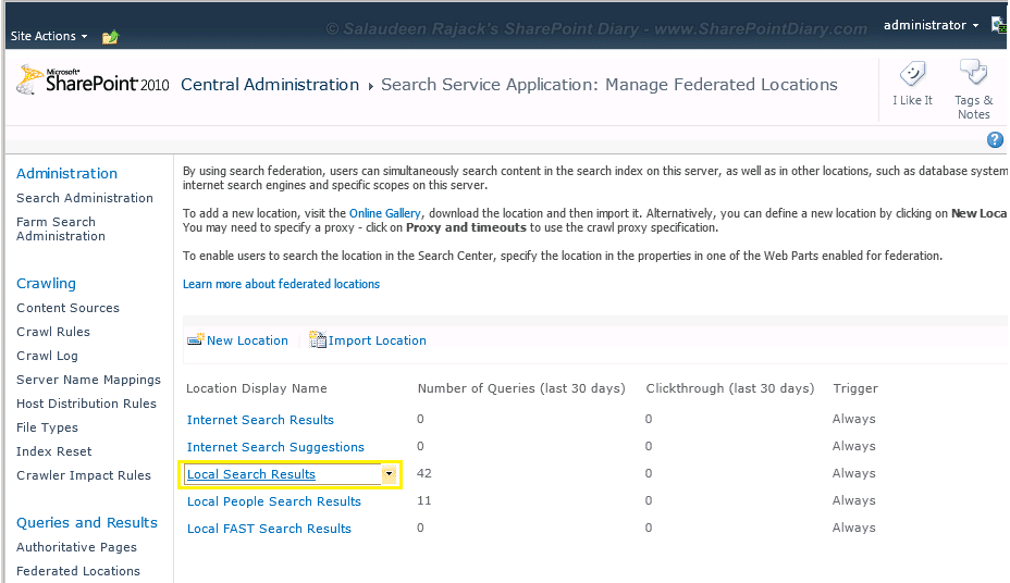 wildcard search for sharepoint 2010