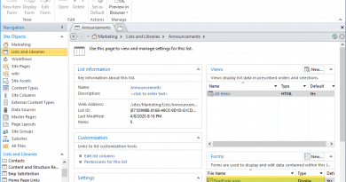 sharepoint online modern list new item form url