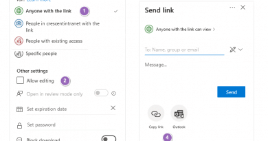 SharePoint Online How to Share a File or Folder for Anonymous Access