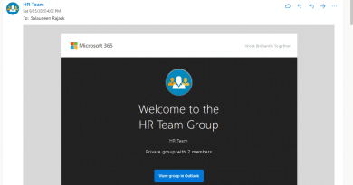 office 365 group turn off welcome email