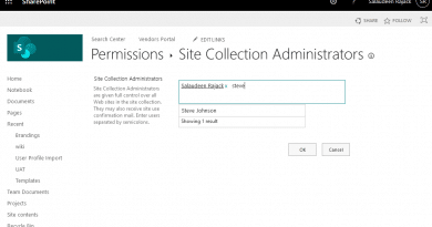 Replace Site Collection Administrator for All Sites in SharePoint Online