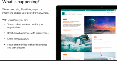 how to open powerpoint in presentation mode from sharepoint